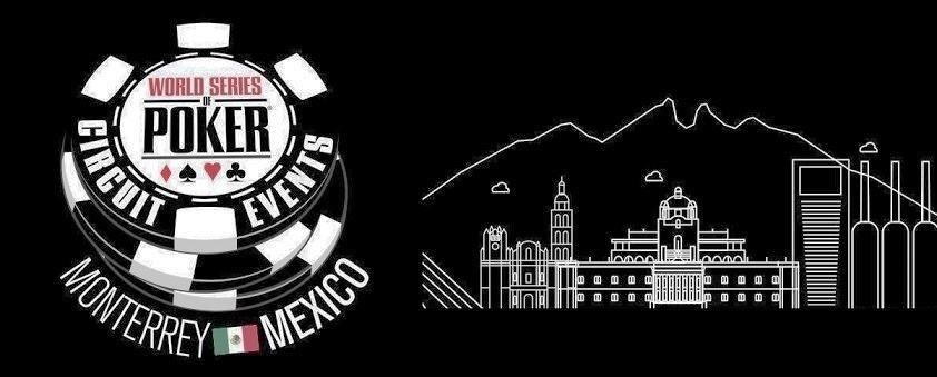 En octubre, Monterrey albergará por primera vez el máximo torneo de poker a nivel mundial.