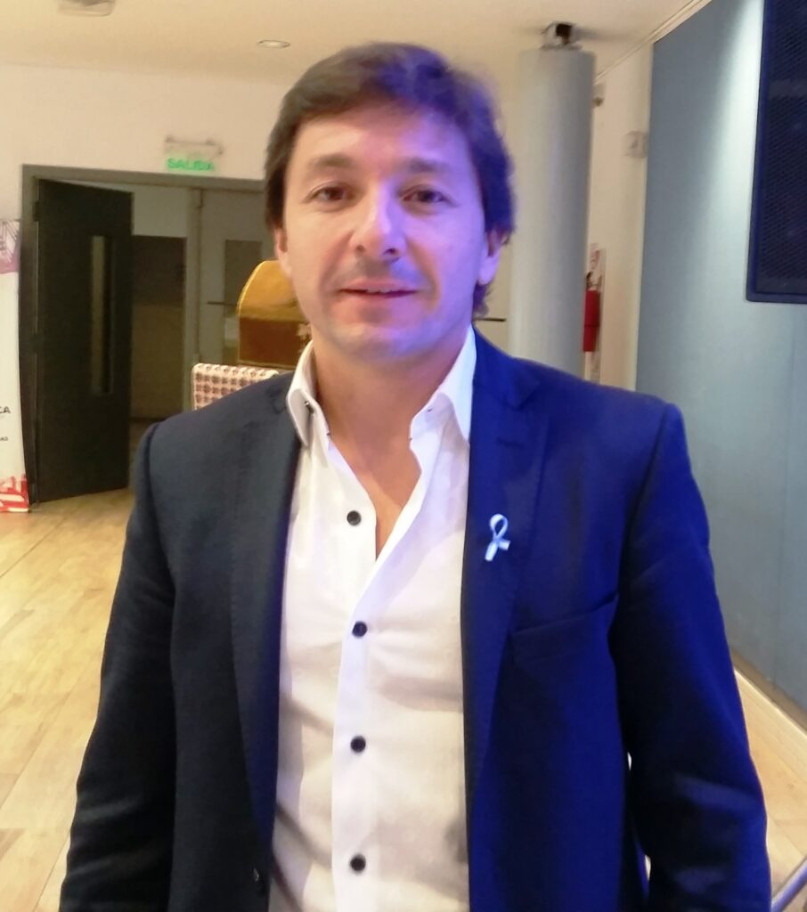 Silvio Vivas, president of IAFAS.