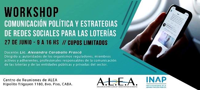 ALEA proyecta fortalecer las políticas de comunicación en el gaming.