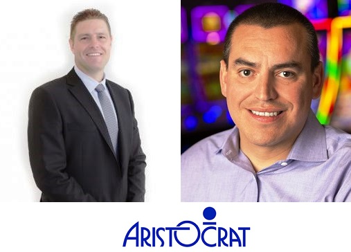 Mitchell Bowen and Hector Fernandez will drive growth at Aristocrat.