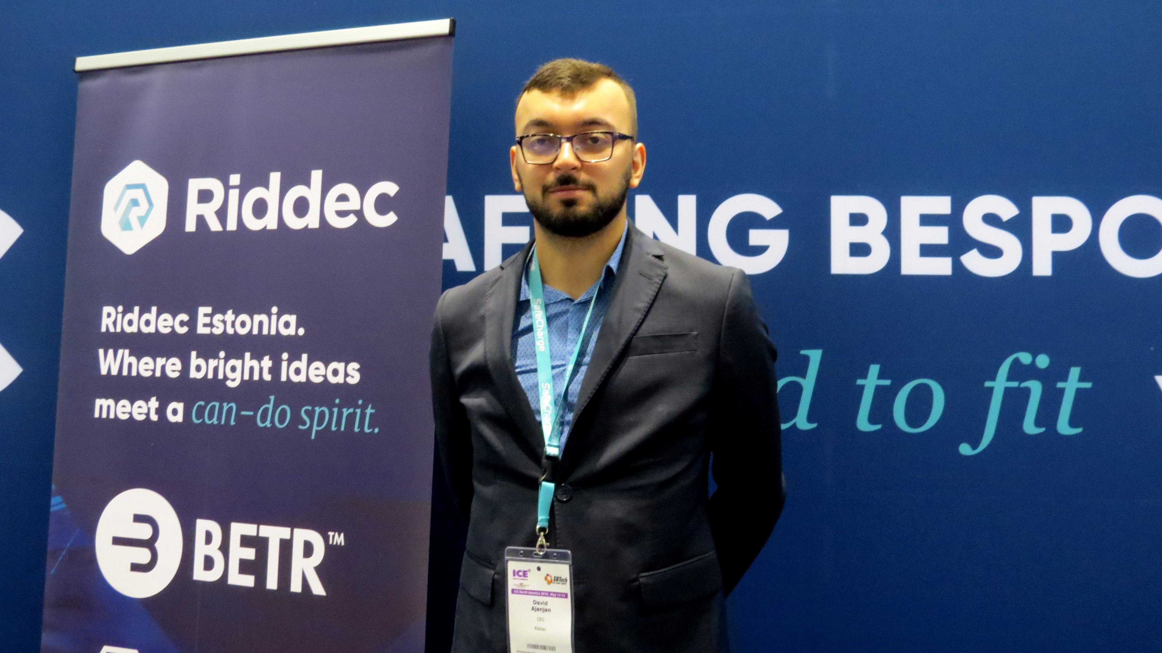 David Ajanjan, CEO, Riddec.