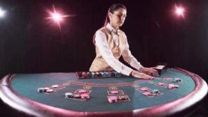 Casino dealer salary london england