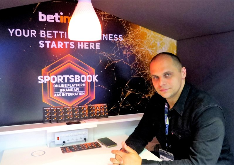 Valentyn Kyrylenko, VP of Business Development, Betinvest.