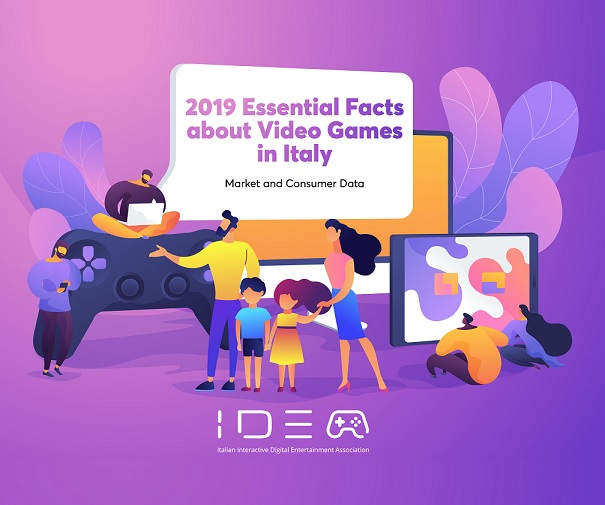 Italy Is Crazy About Video Games 1 78 Billion Turnover In 2019 Gaming And Media,Fractal Design Define Nano S Black Window